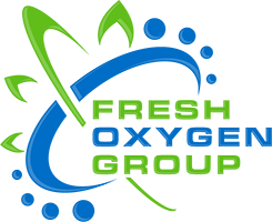 Fresh Oxygen Group Retina Logo